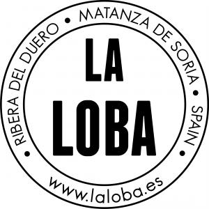 Sello - La Loba - Fondo Blanco